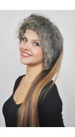 Waschbär Pelz – Halswärmer und Stirnbänder